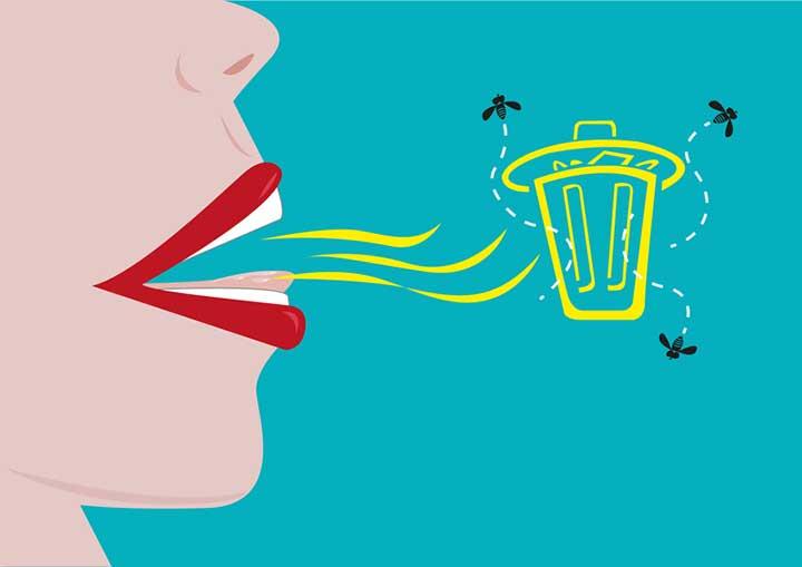 bad breath remedies