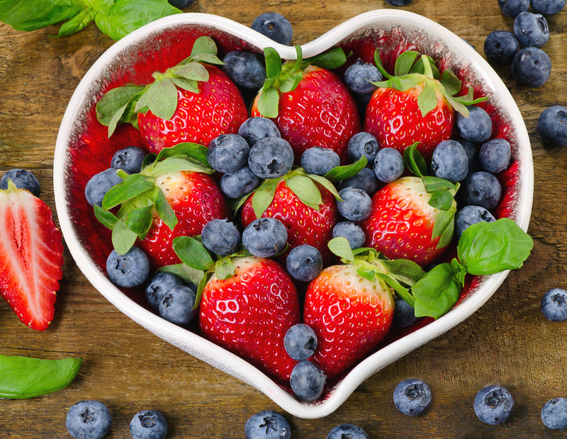 The Best Diet For Your Heart And Arteries Is Strong In Plant Food Including Flavanoid Rich Fruits Berries Grapes Plums Citrus