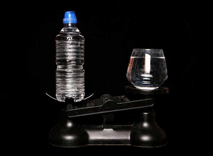 bottled water vs tap water