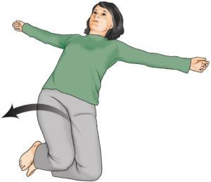 core exercises lumbar rotation