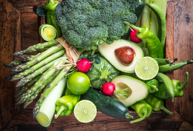 diabetes diet including non-starchy vegetables