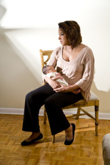 5 Natural Postpartum Depression Treatment Options