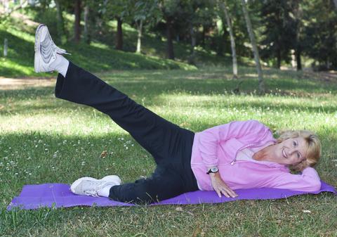 balance exercises for elderly