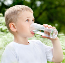 Watch for Signs of Dehydration in Children: Most Kids Don't Drink Enough Water