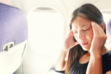 Getting Sick After Flying? How to Prevent That Cold or Nasty Sinus Infection
