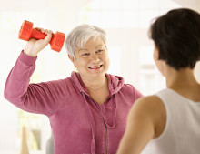 A Simple Way to Prevent Sarcopenia, or Age-Related Muscle Loss