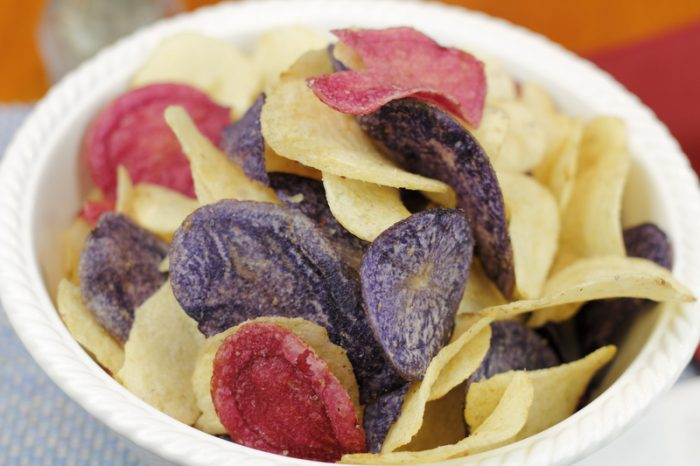 healthiest chips to eat