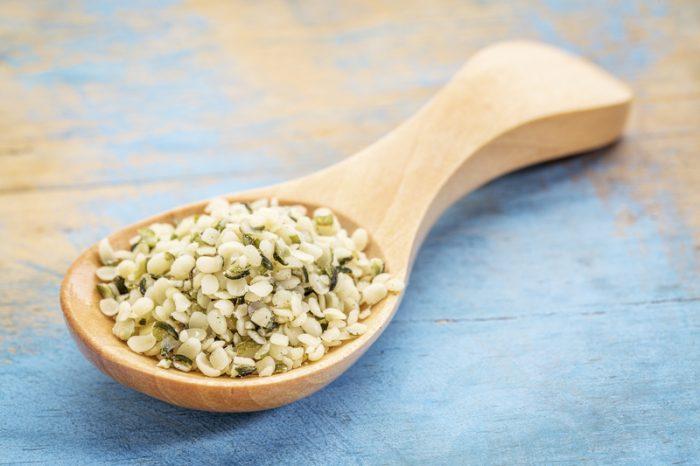 hemp seed nutrition