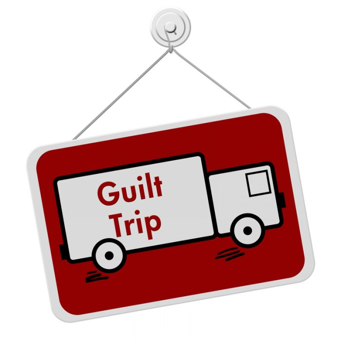 how to deal with guilt
