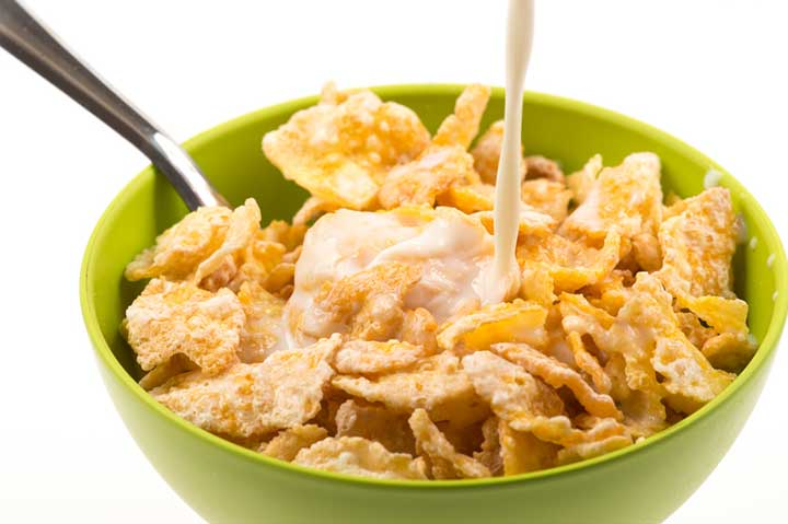 is cereal healthy?