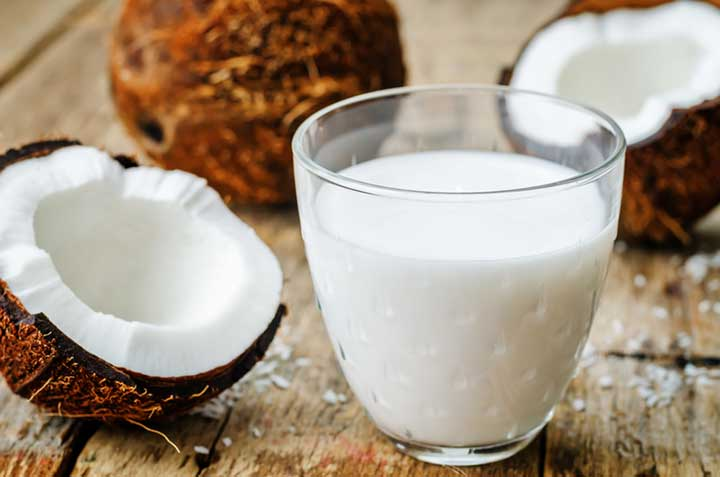 is coconut milk healthy