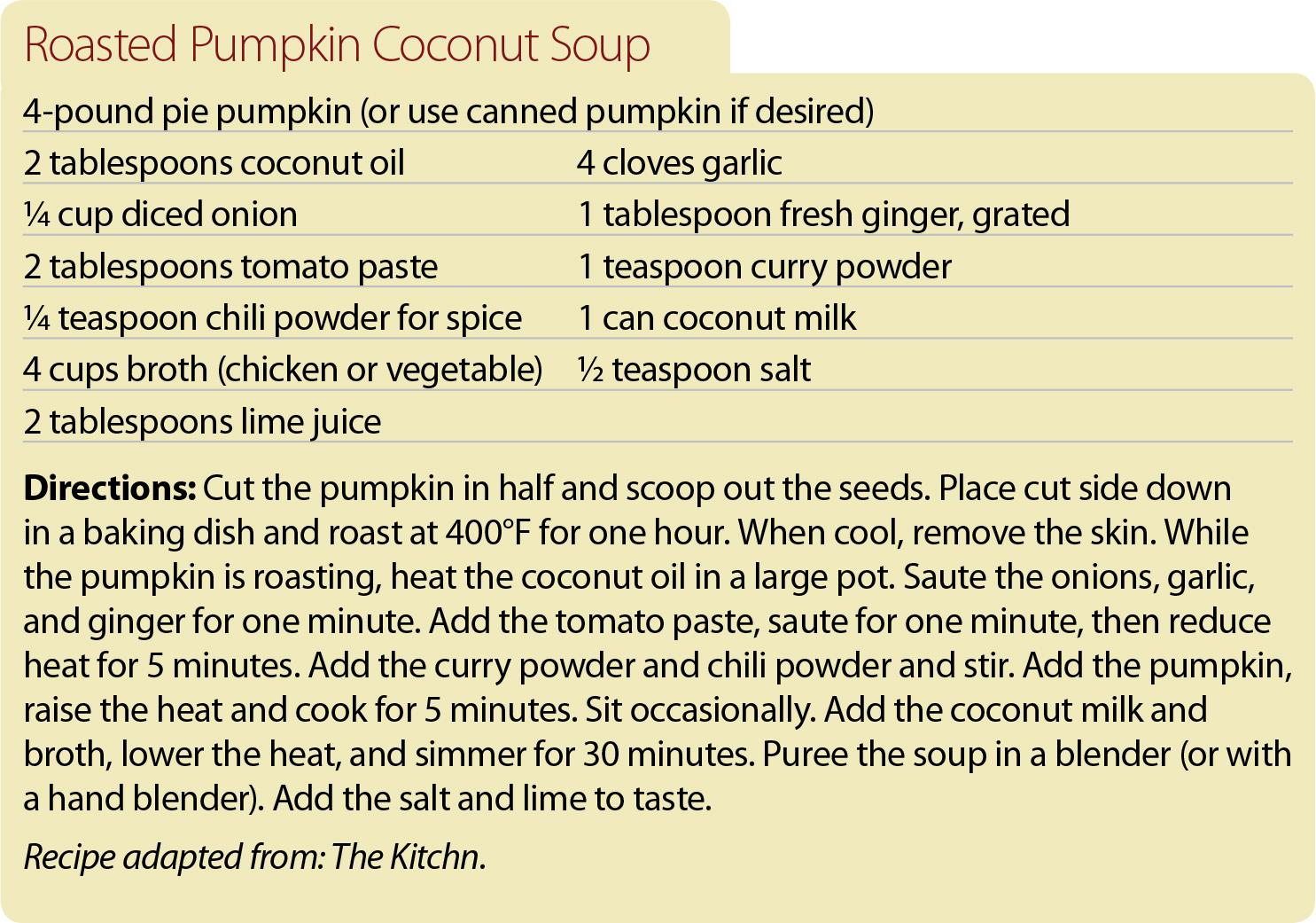 pumpkin recipe 3
