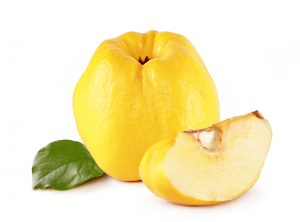 fall foods — quince