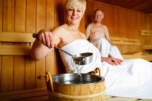 Sauna Benefits Are a Hot Commodity