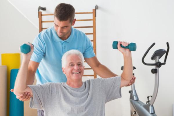 senior exercise basics