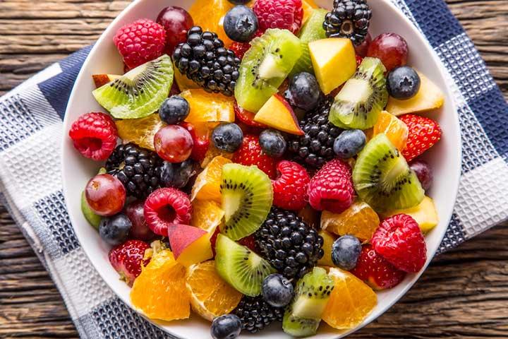 sugar content in fruit