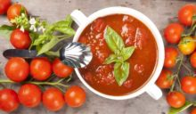 A Healthy, Easy Tomato Sauce Recipe