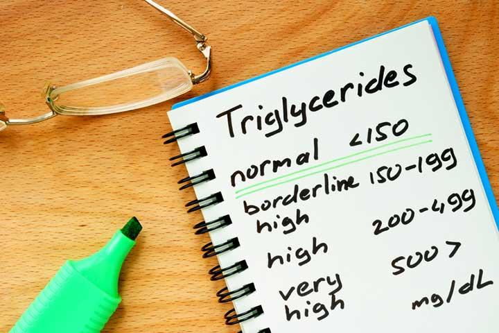 normal triglyceride level