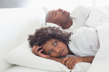 What Causes Snoring? It Could Be a Condition That Harms the Heart