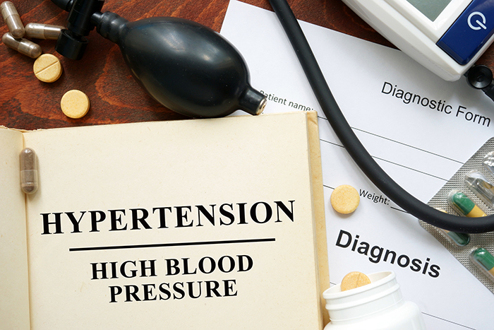 how to get rid of high blood pressure