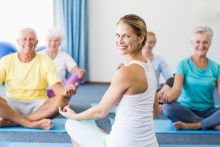 Yoga for Seniors: Mind and Body Practice Brings Benefits for All Ages