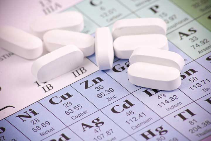 zinc supplement benefits