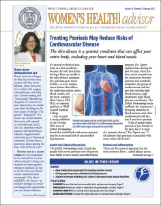 Women's Health Advisor: February 2015