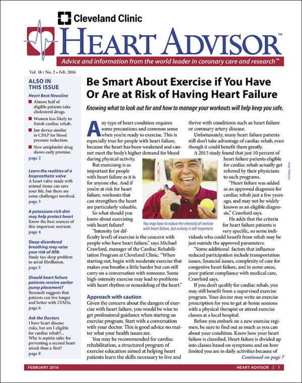 Heart Advisor 2016-02