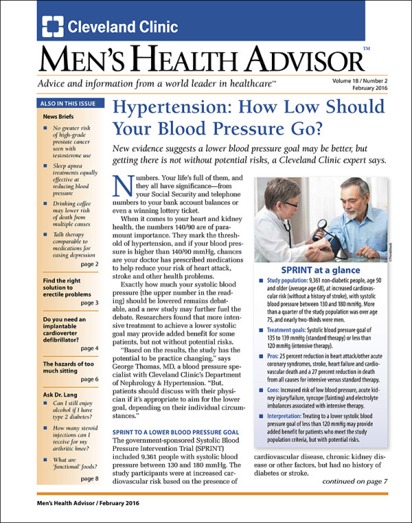 Men's Health Advisor 2016-02