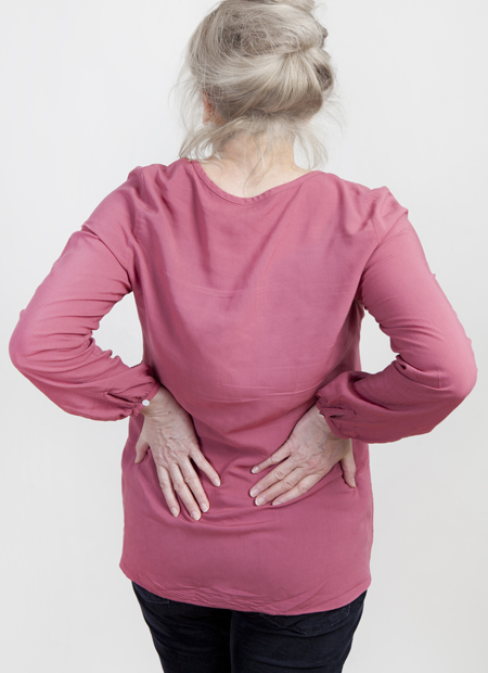 what does osteoporosis -2.5 mean