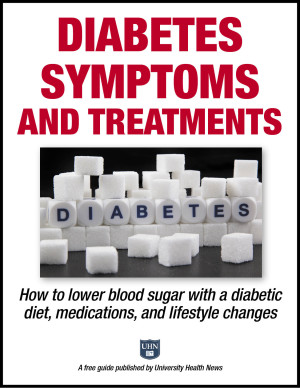 Diabetes Symptoms and Treatments: How to lower blood sugar with a diabetic diet, medications, and lifestyle changes