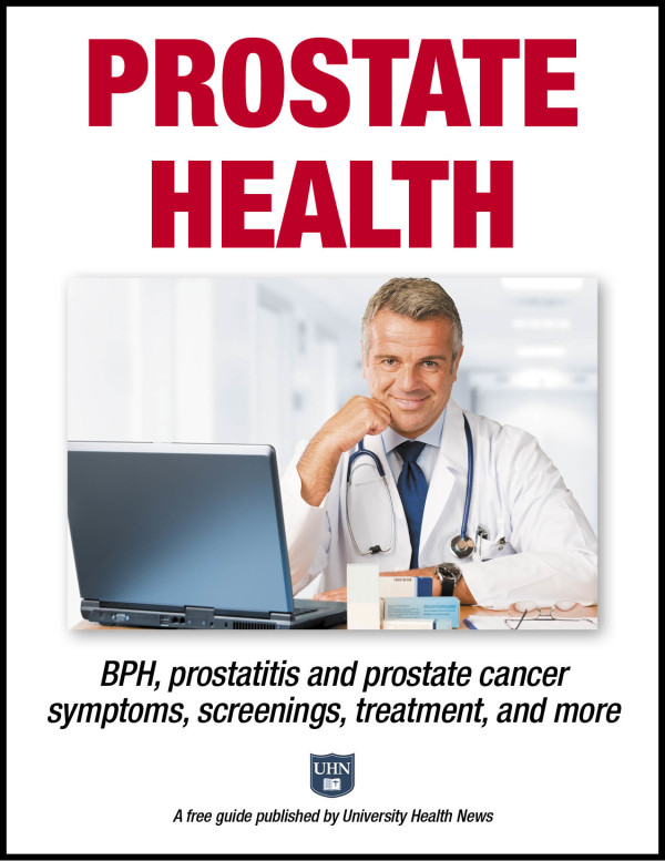 Prostate Health: BPH, Prostatitis, and Prostate Cancer—Symptoms, Screenings, Treatment and More
