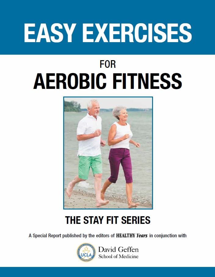easy exercises for aerobic fitness