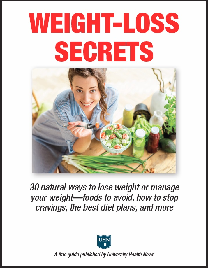 Weight-Loss Secrets: 30 natural ways to lose weight or manage your weight—foods to avoid, how to stop cravings, the best diet plans, and more