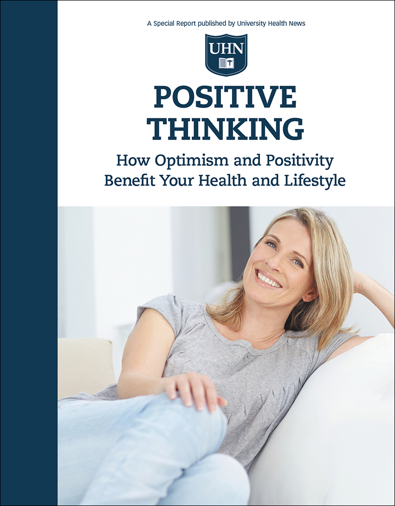 positive thinking to benefit your health guide