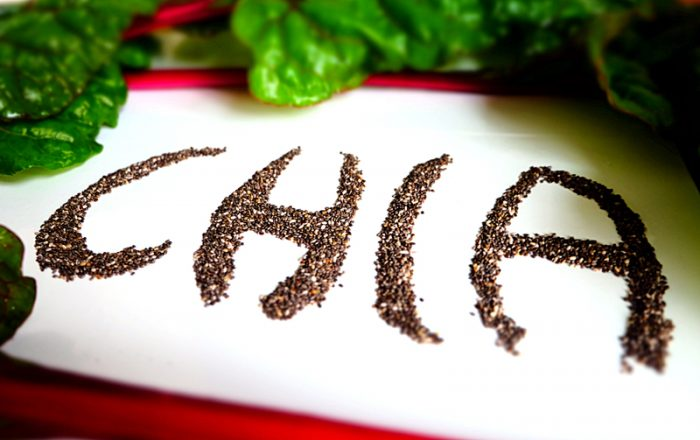 are chia seeds healthy