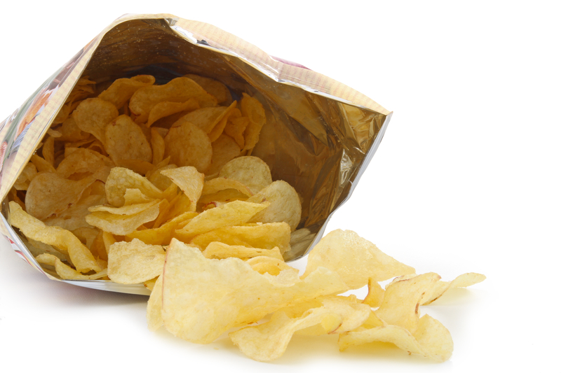 are potato chips bad for you