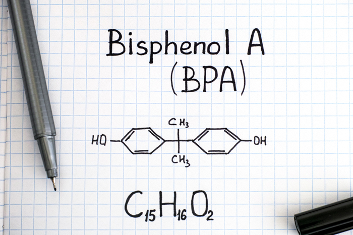 The chemical compound of BPA