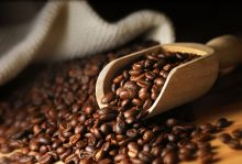 Coffee beans that may pose health risks