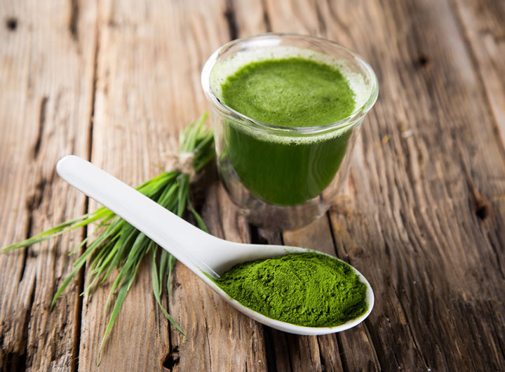 powered chlorella that has benefits