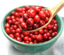 are cranberries good for you