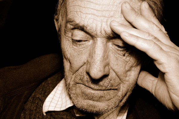 signs of dementia in men