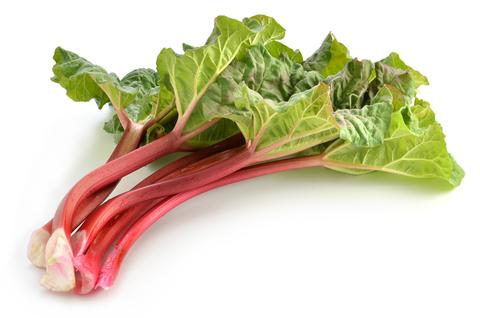 rhubarb health benefits