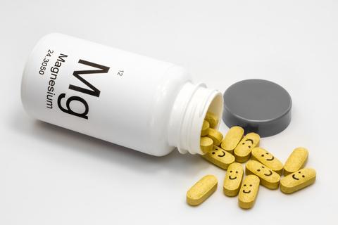 low magnesium symptoms