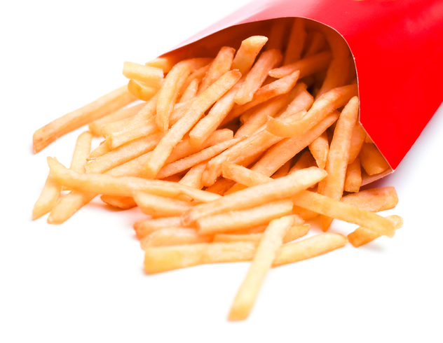 an order of french fries