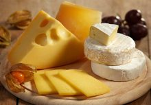 healthy cheese