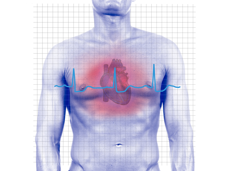 heart attack symptoms in men