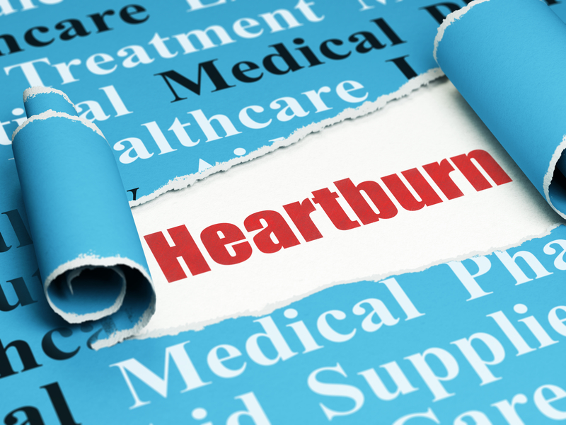 hiatal hernia heartburn
