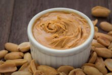 is peanut butter healthy