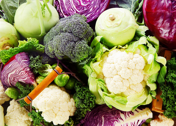 Vegetables that may be cholesterol-lowering foods